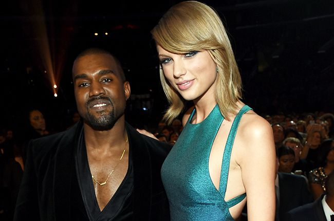 Kanye West Taylor Swift Are Hitting The Studio Together Taylor Swift Kanye West Grammys 2015 Kanye West Mom