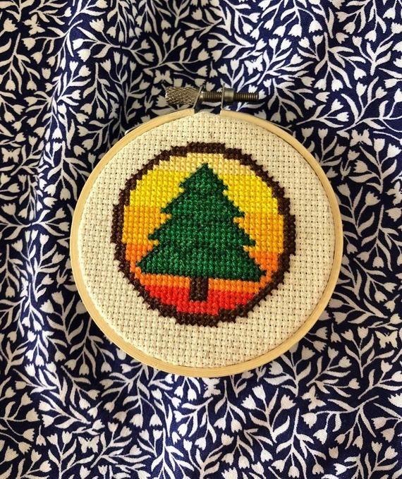 Best Adventure Zone Mcelroy Amnesty Pine Guard Patch Cross 400 x 300