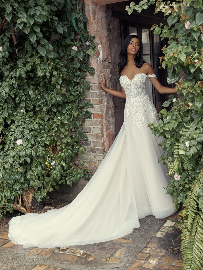 Vanessa By Rebecca Ingram Wedding Dresses And Accessories A Line Bridal Gowns Wedding Dress Boutiques Affordable Wedding Gown [ 1024 x 768 Pixel ]