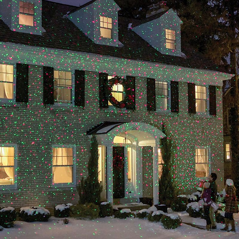 Elf light laser show house projector holidays decoration elf light laser show house projector aloadofball Gallery