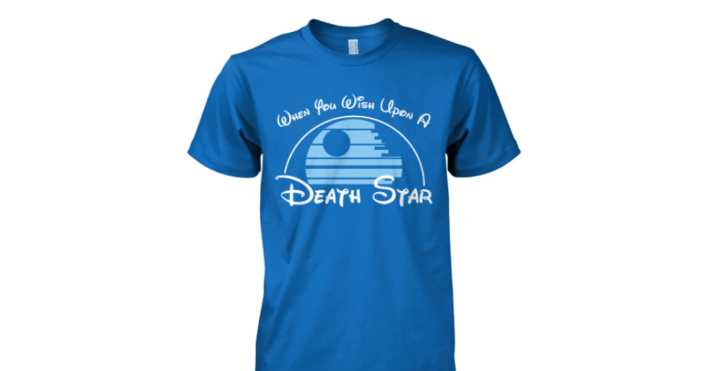 Limited Edition - When You Wish Upon a Death Star