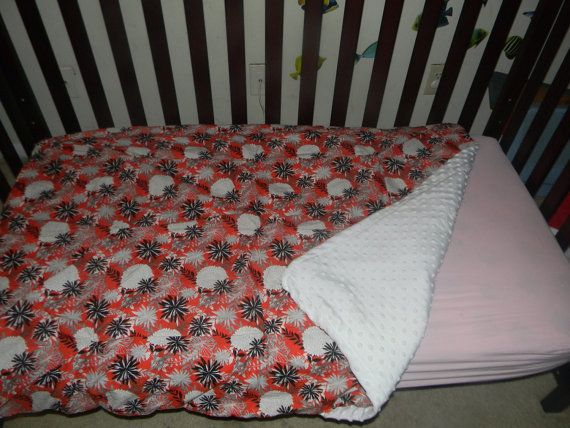 Hey, I found this really awesome Etsy listing at https://www.etsy.com/listing/188146878/baby-girl-blanket