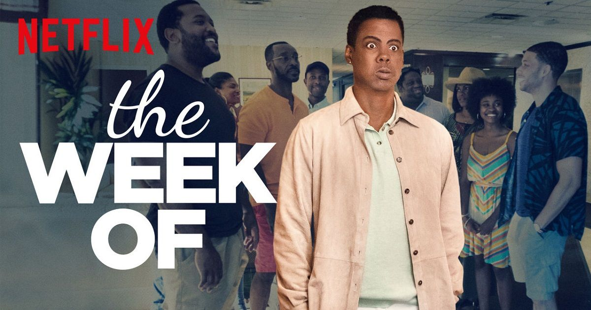 Film Review The Week Of (2018) (Watch Film review