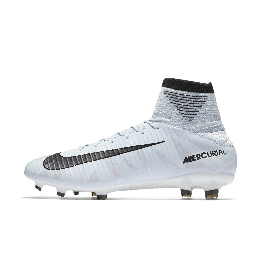 34d76080437d Nike Mercurial Veloce III Dynamic Fit CR7 Firm-Ground Soccer Cleats Size