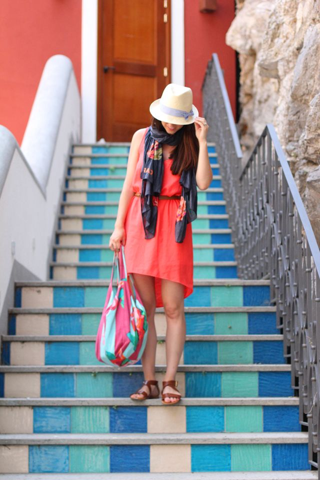 Travel Style in Positano, Italy  love the steps #jcrew #myshoestory