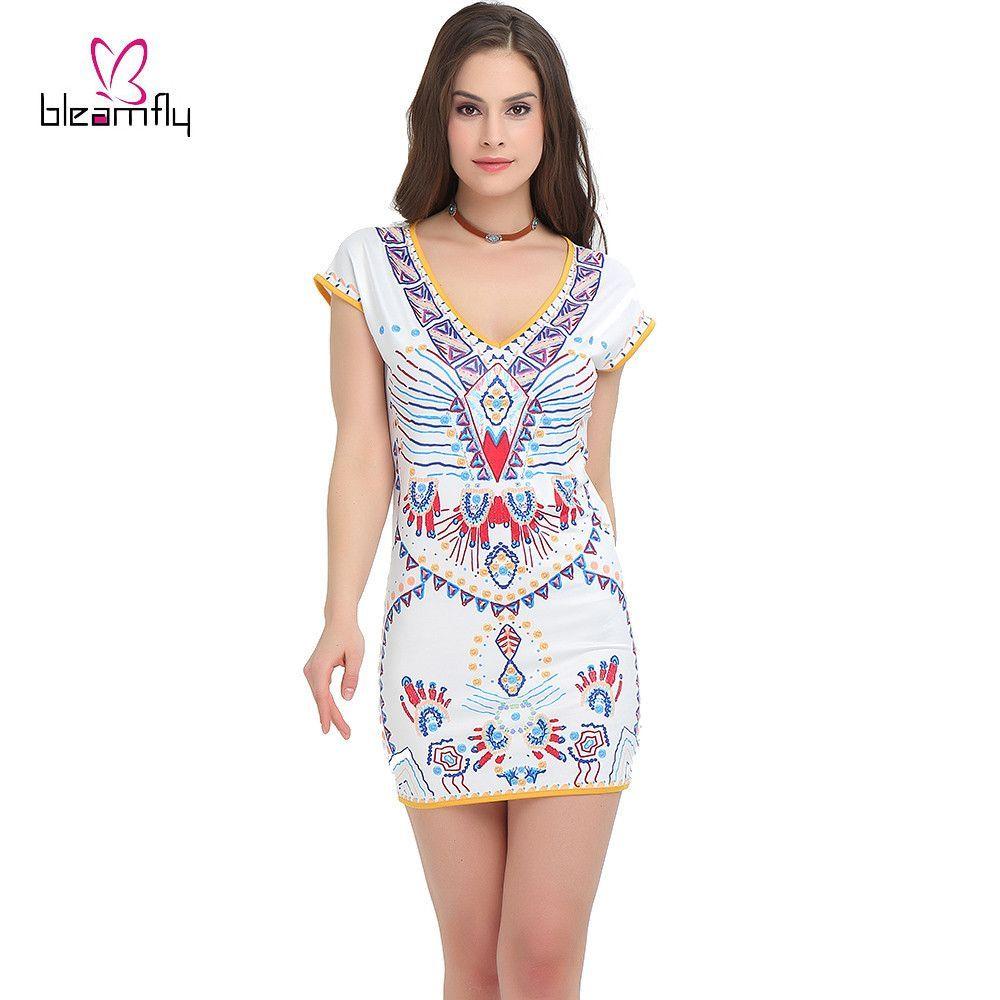 Summer dress plus size casual dresses for women ladies