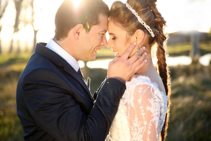 Francois & Ubre 2 233 Bohemian wedding dress lace