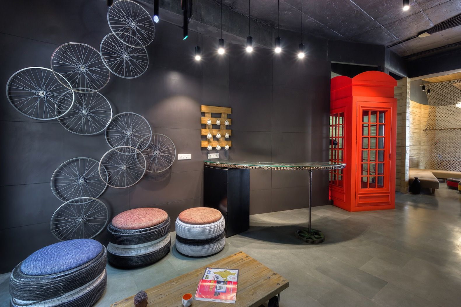 Architects Creatively Upcycle Waste Into A Surprisingly Chic