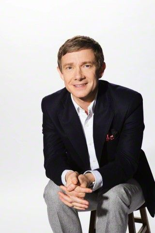 Where in the world has this been hiding? I LOVE it! 【Untagged】Martin Freeman for Saturday Night Live - Angedenken