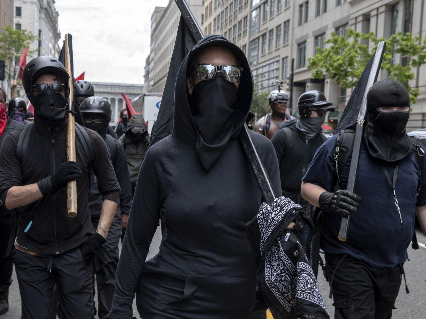 Antifa Fashion