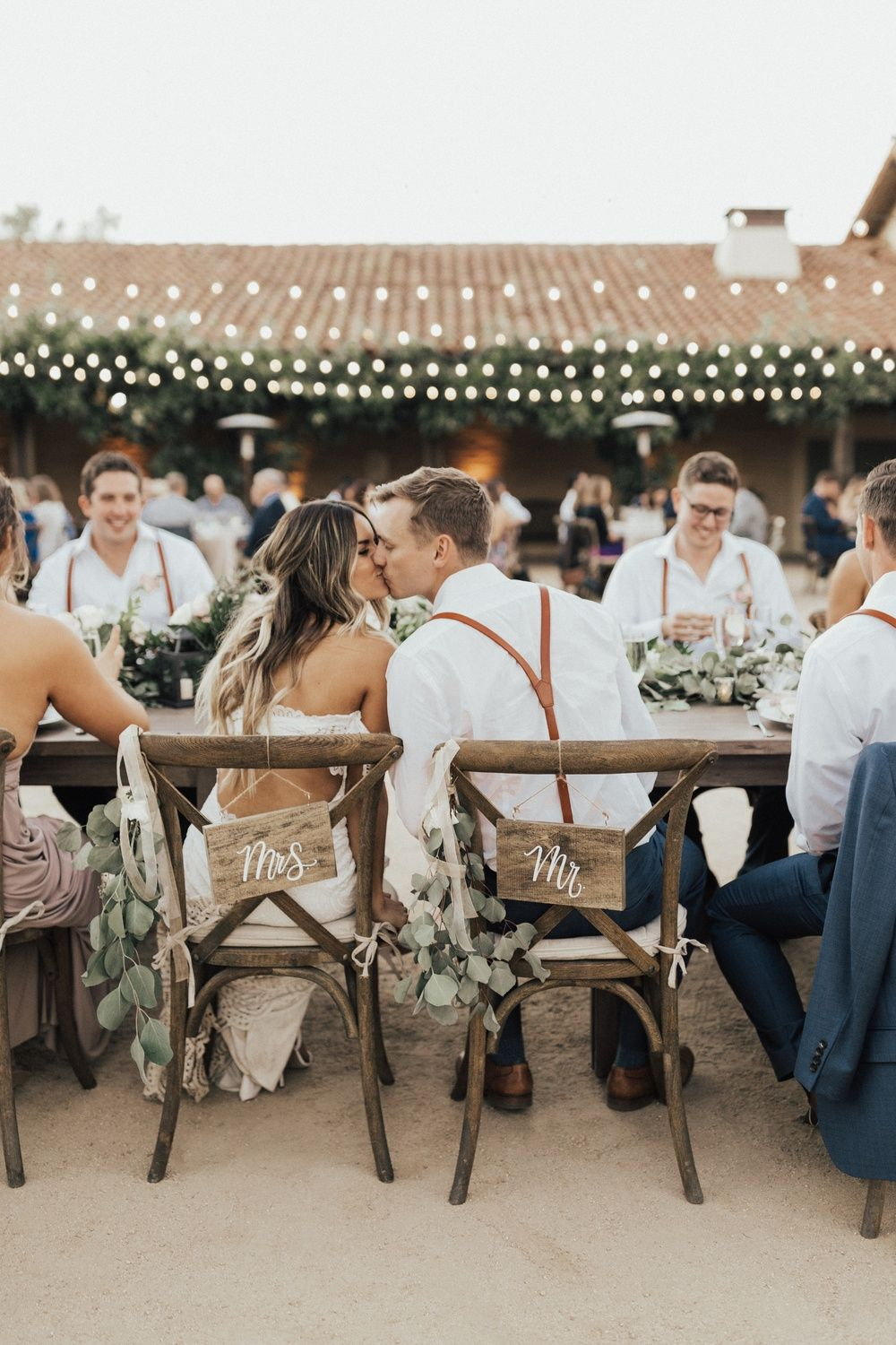 This Wedding Is Proof That Golden Hour Is The Best Time To Get Married #groomdress