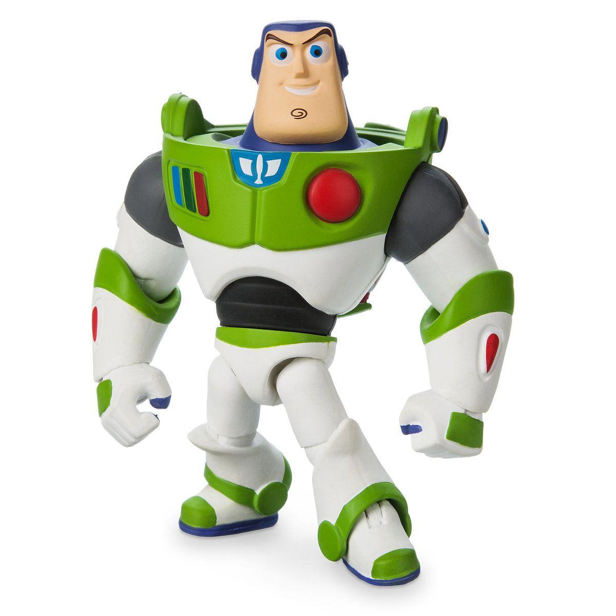 "Disney Pixar Toy Story Ultimate Walking Buzz Lightyear 7/"" Standard"