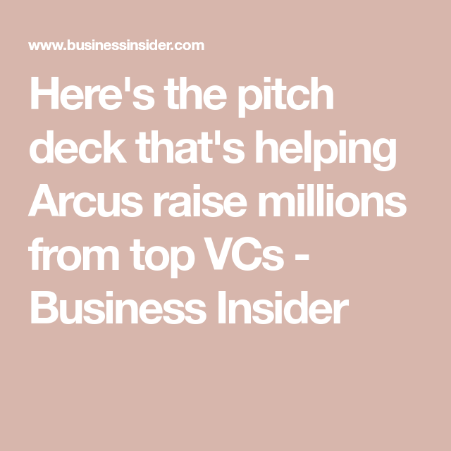 The buzzy fintech startup Arcus has raised nearly $13