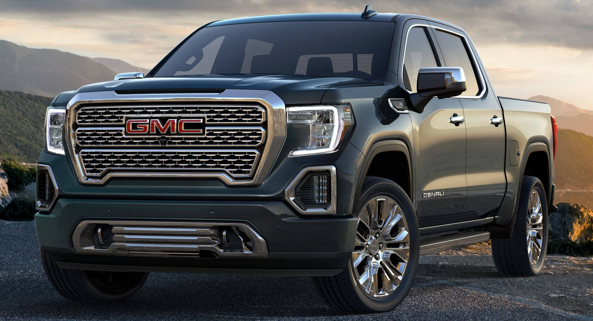 2019 Gmc Sierra Looks To Luxury And Carbon Fiber Bed To Set Apart
