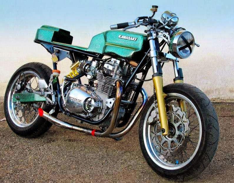 Green Flake Z 400