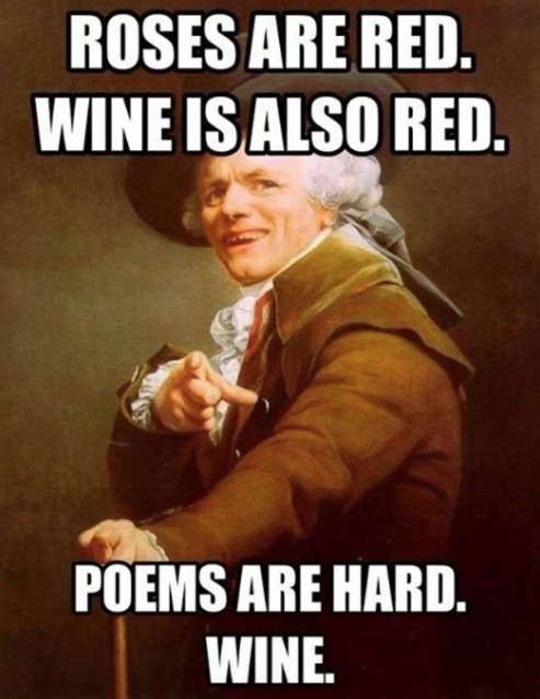Who feels me? lesstalkmorewine wineme Joseph ducreux