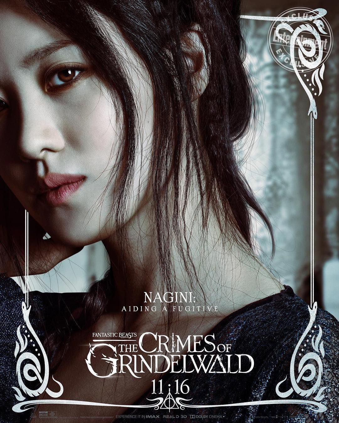 Claudia Kim In Fantastic Beasts The Crimes Of Grindelwald Is