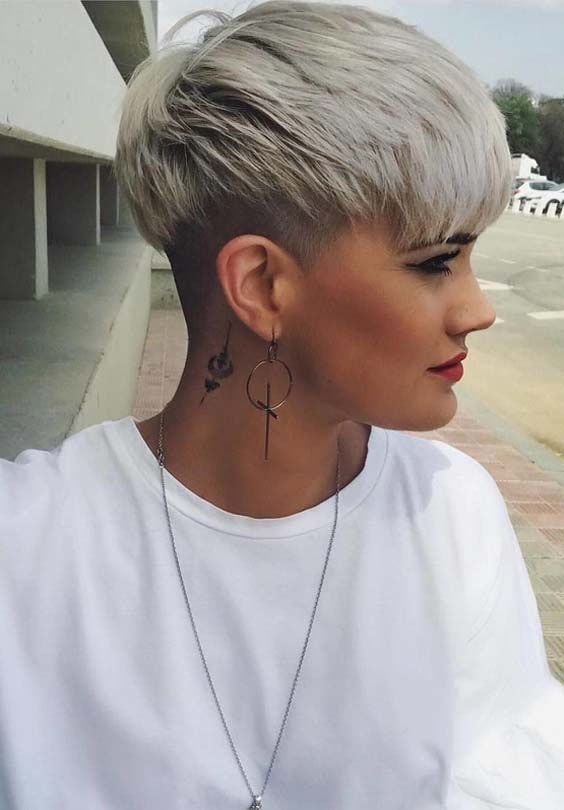 Favorite Short Pixie Haircuts for Women You Must Wear in 2019 #longpixiehaircuts