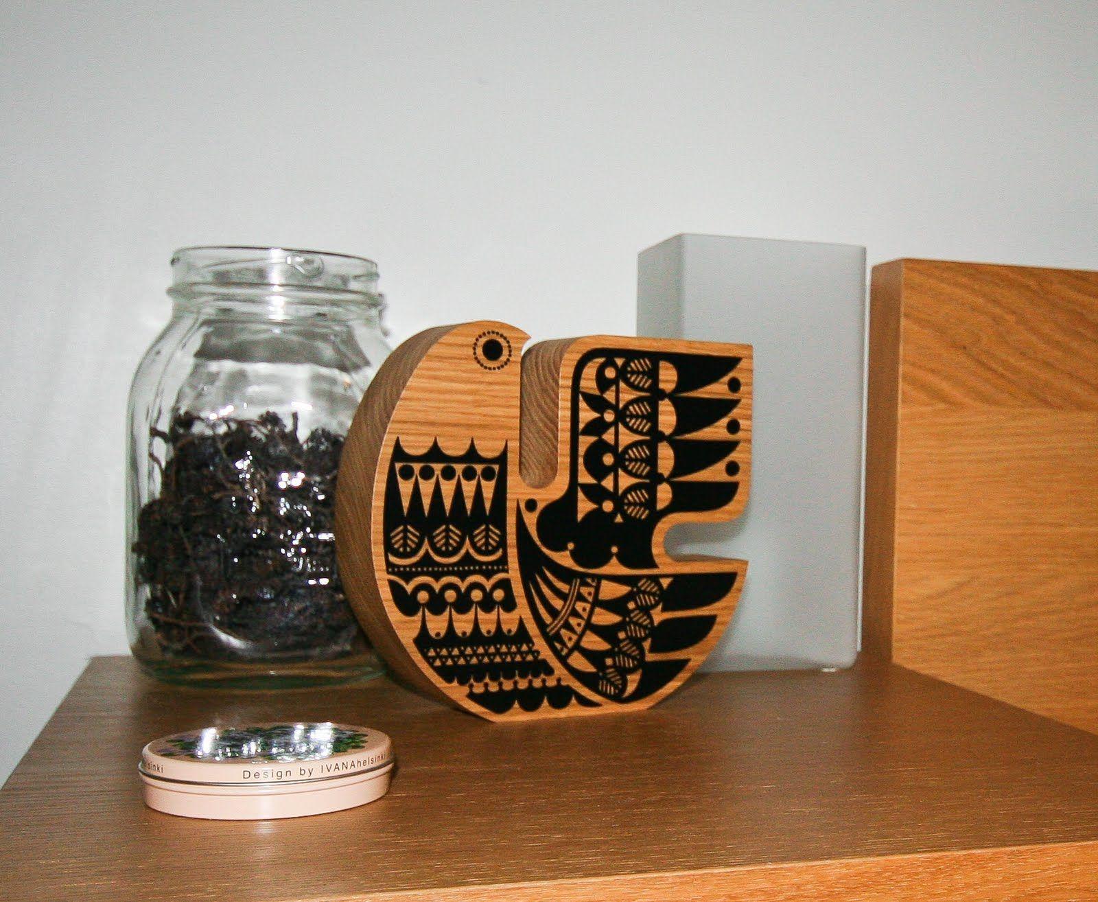 pientä mutta suurta: My own Soul Bird by Sanna Annukka