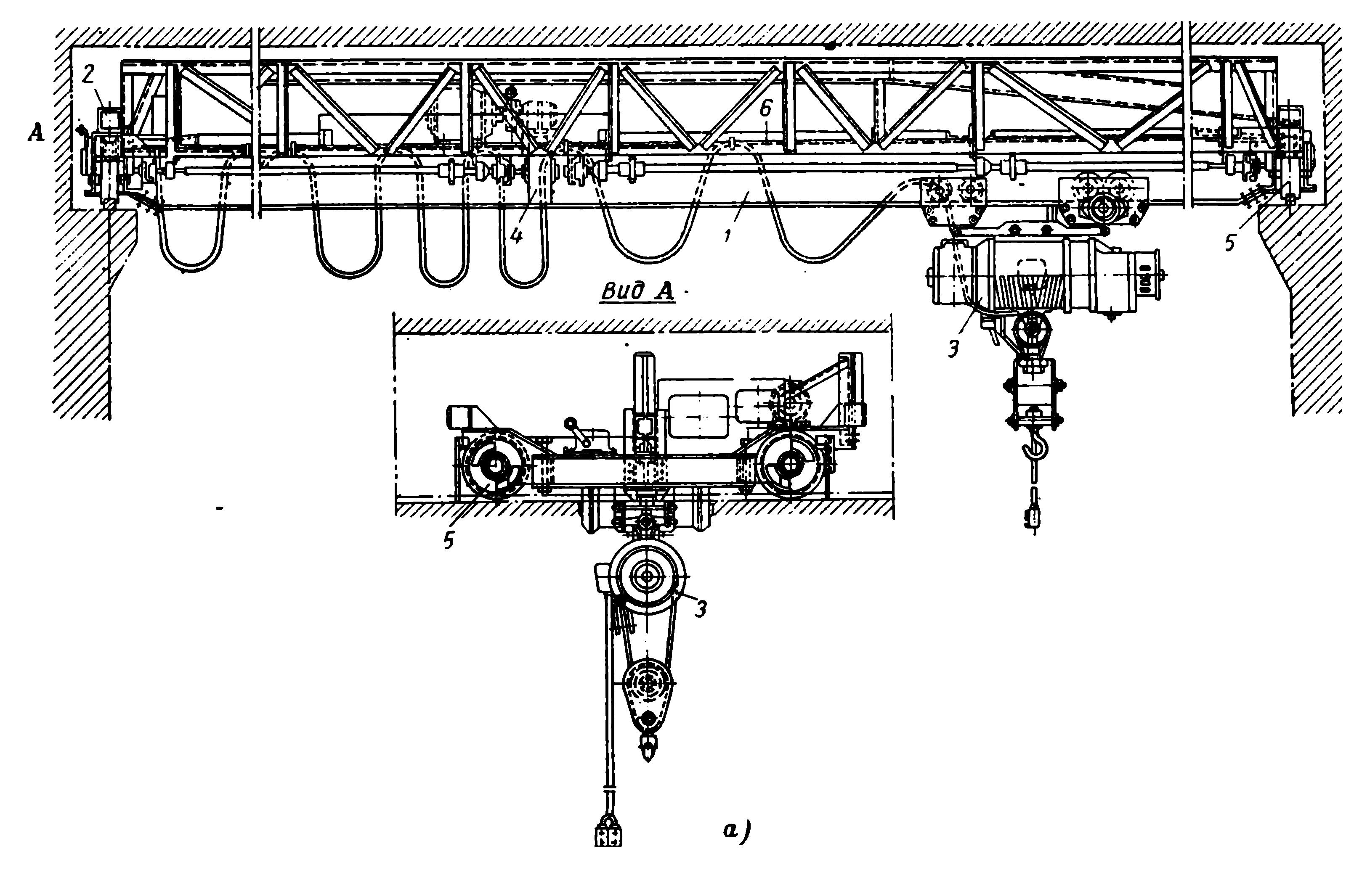 Инструкция по эксплуатации по кран балкам