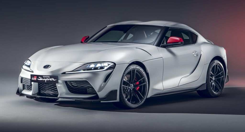 Toyota GR Supra Now Offered With BMWs 2.0L Turbo-Four In Europe