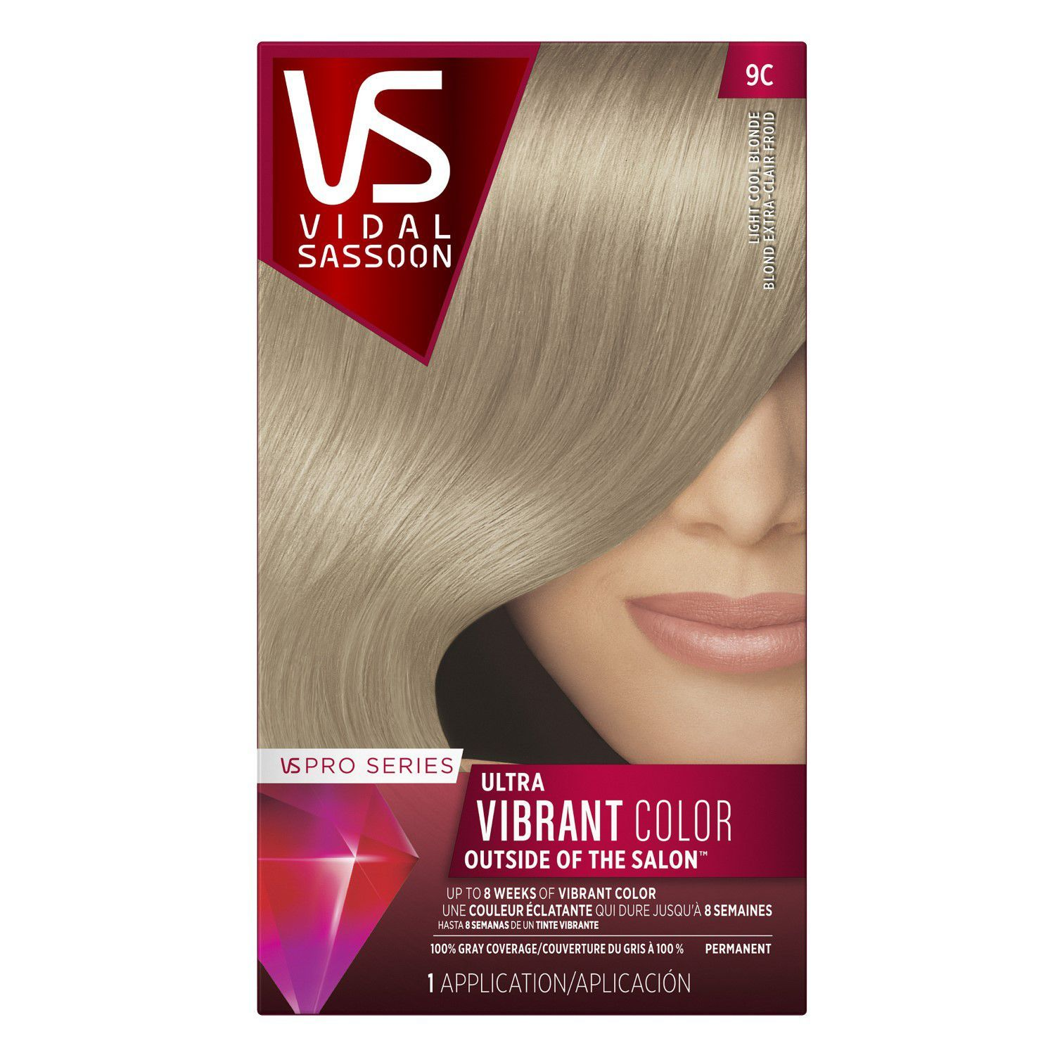 Gloss Vibrant Red Hair Vidal Sassoon Hair Color Hair Color
