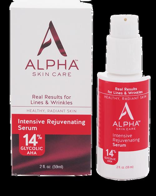 Intensive Rejuvenating Serum 14 Aha Skin Brightening Cream Products Healthy Radiant Skin Dry Skin On Face