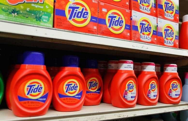 مشروع محل منظفات وورقيات Laundry Detergent Organic Laundry