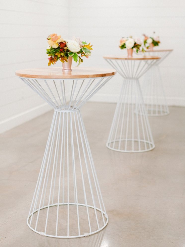 modern cocktail tables