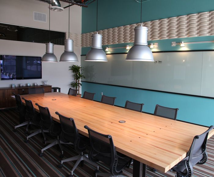 conference acoustic paneling rabble + rouser | Xan Creative