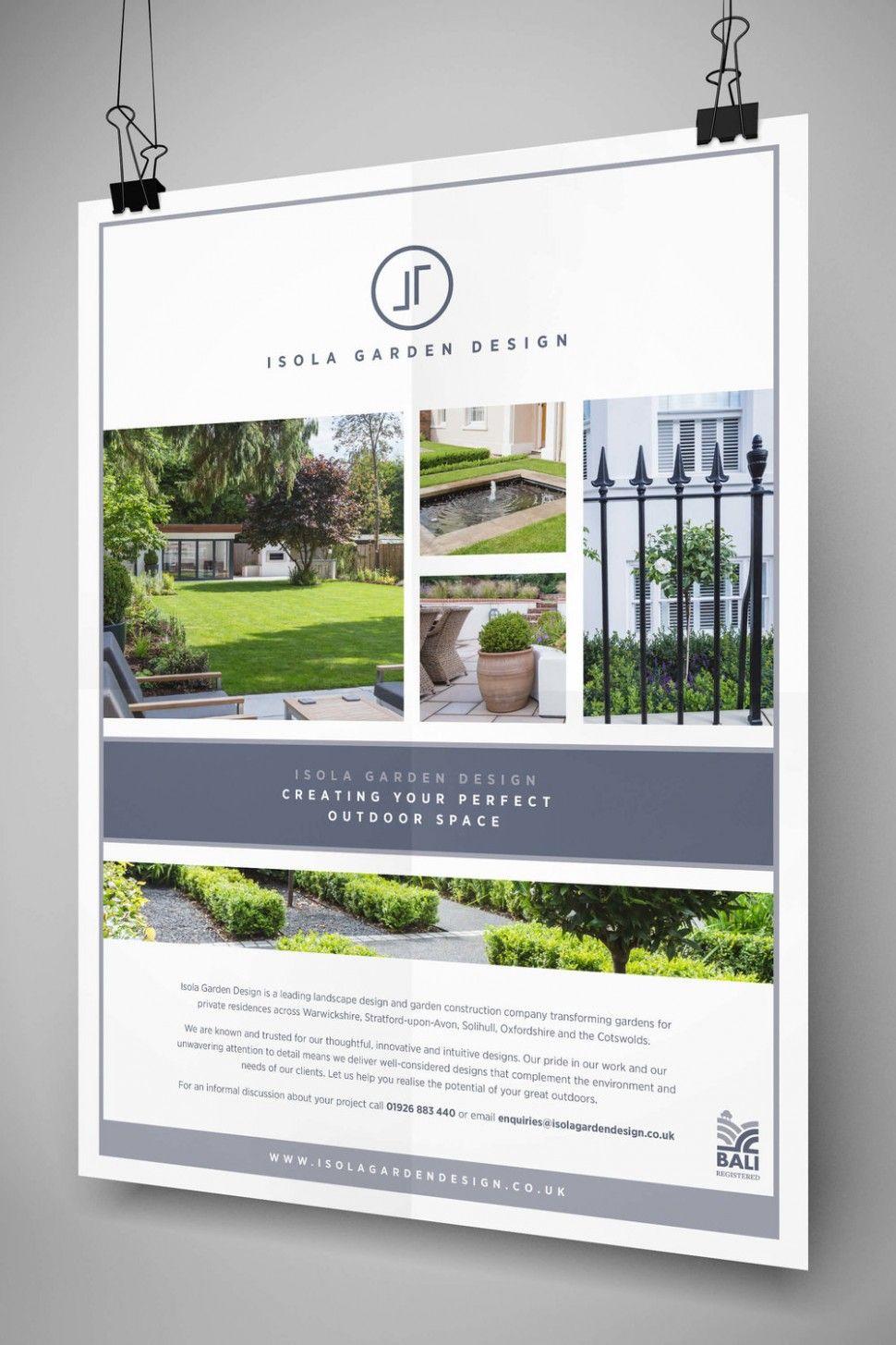 Isola Garden Design in 9  Garden design, Garden mirrors uk