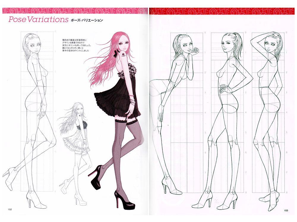 Fashion Illustration Techniques Zeshu Takamura Pdf Download