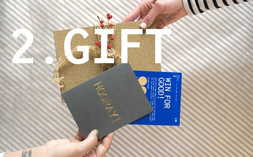 Scratch Off Cards That Give Back | Charitable Gifts