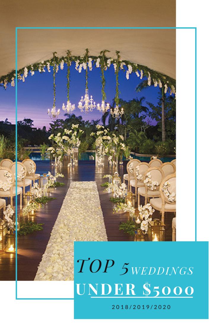 Weddings Under 5000 Budget Destination Wedding Affordable Dest All Inclusive Destination Weddings Destination Wedding Budget Destination Wedding Package