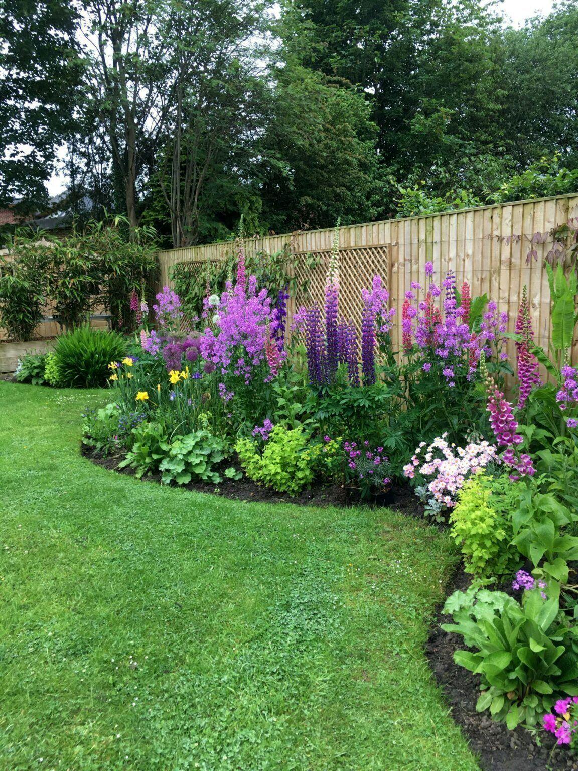 81 Beliebtesten Sommer Garten Deko Ideen 24 In 2020 Backyard Landscaping Designs English Garden Design Backyard Landscaping