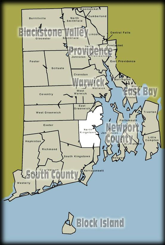 Rhode Island | _Cities: North Kingstown & Wickford RI in 2019 ...