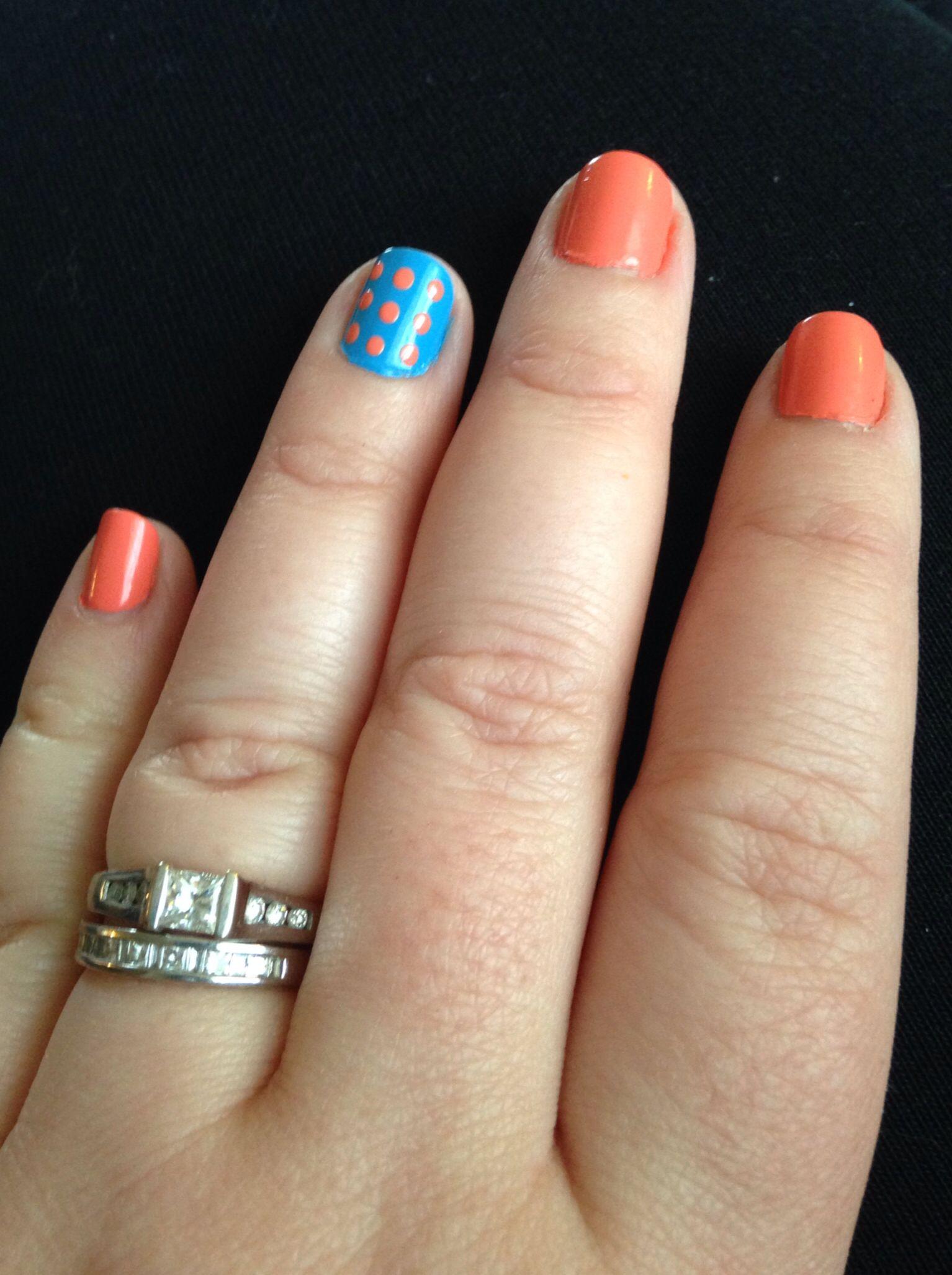 DIY spring nail art   Nail art and misc   Pinterest