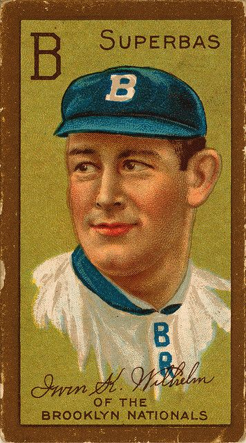 d47f850ab0b52 Wilhelm played for the Superbas of Brooklyn