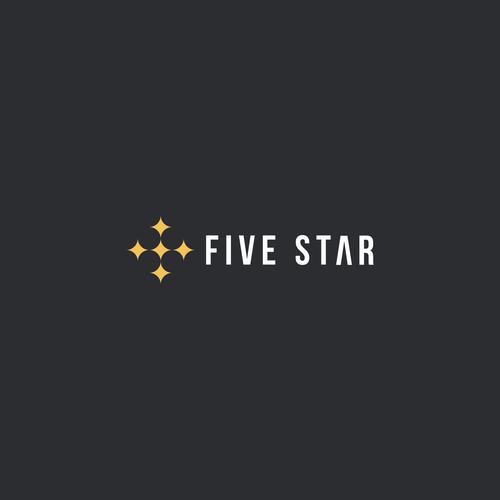 Five Star Logo Design Logo Design Contest Design Logo Contest Picked Star Logo Design Contest Design Logo Design