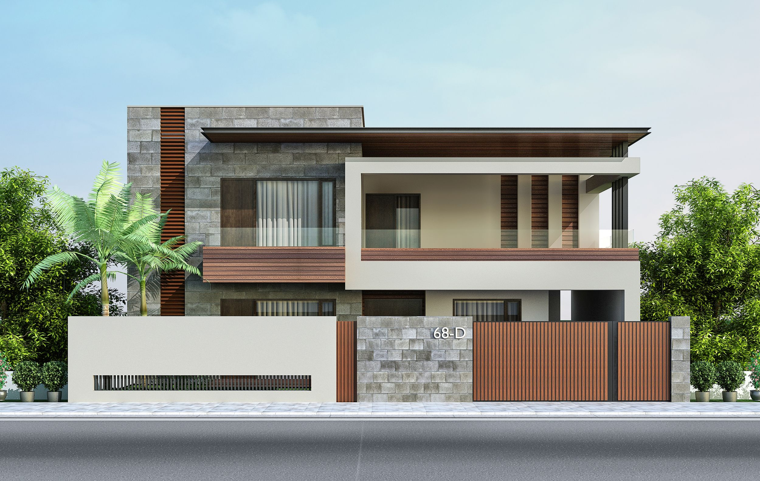 House elevation front modern exterior design also pin by karen lin on  interior decor pinterest rh
