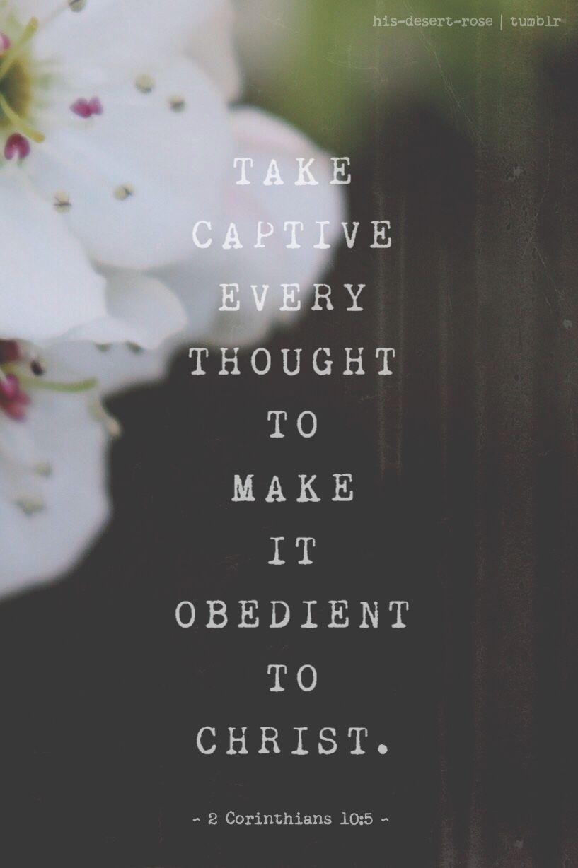 2 Cor 10:5