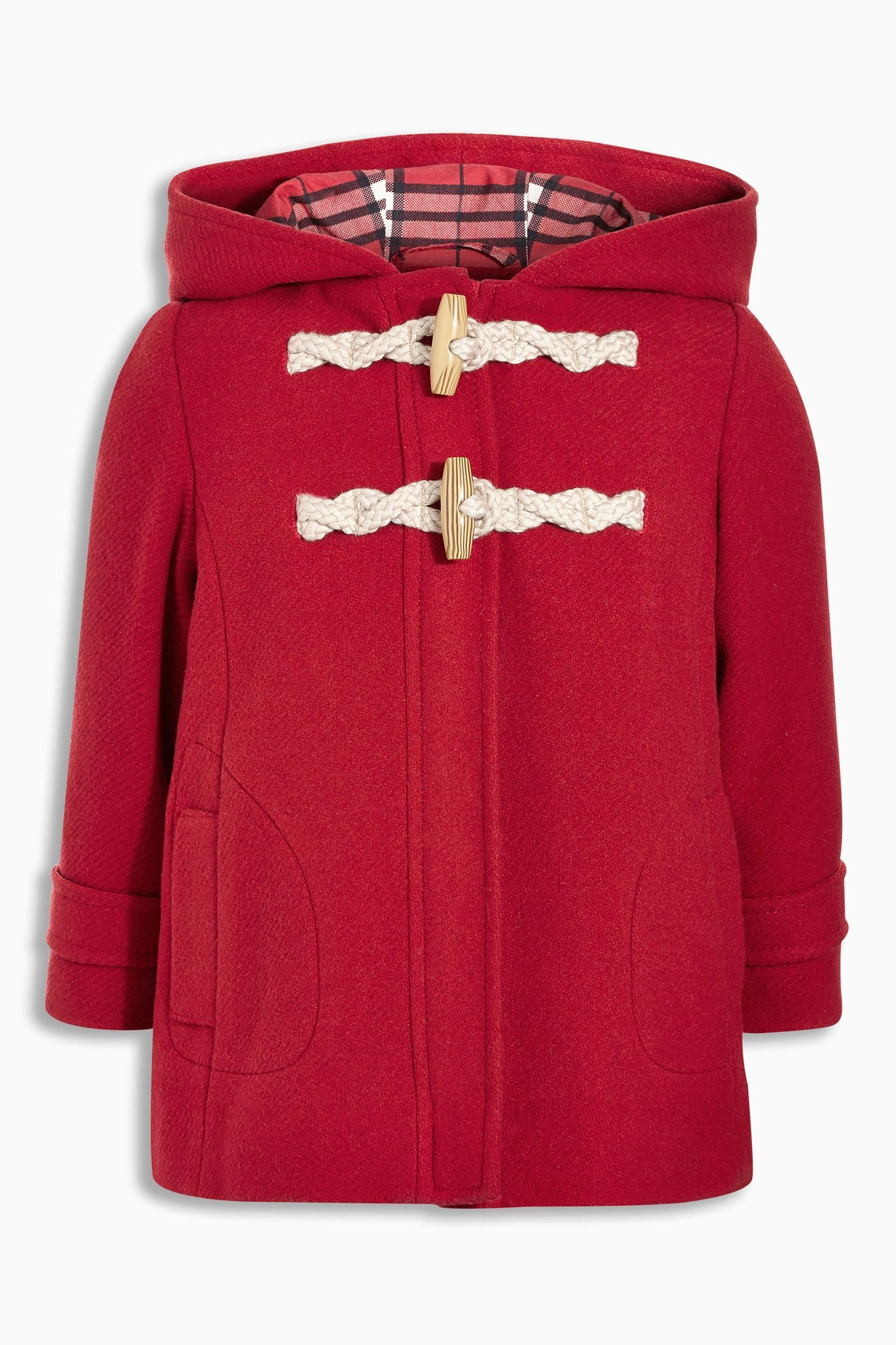 Buy Duffle Coat (3mths-6yrs) from the Next UK online shop | girls ...