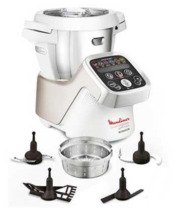 Moulinex Cuisine Companion Robot De Cocina Recetas De Cocina Recetas