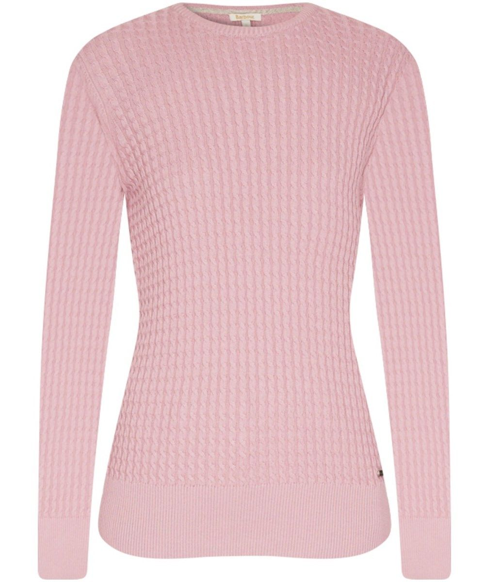Women's Barbour Daisy Crew Neck Sweater | Barbour, Crew neck ...