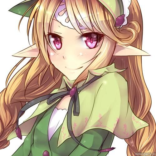 Image result for cute elf girl