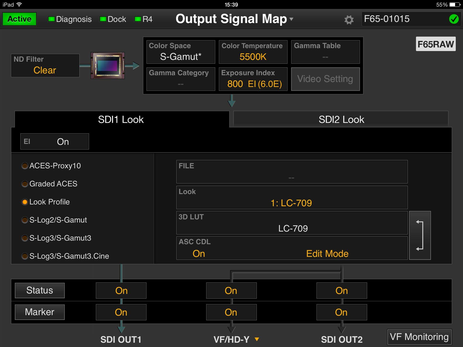 F65Remote Look Plus UtilitiesSolutionsiosProductivity
