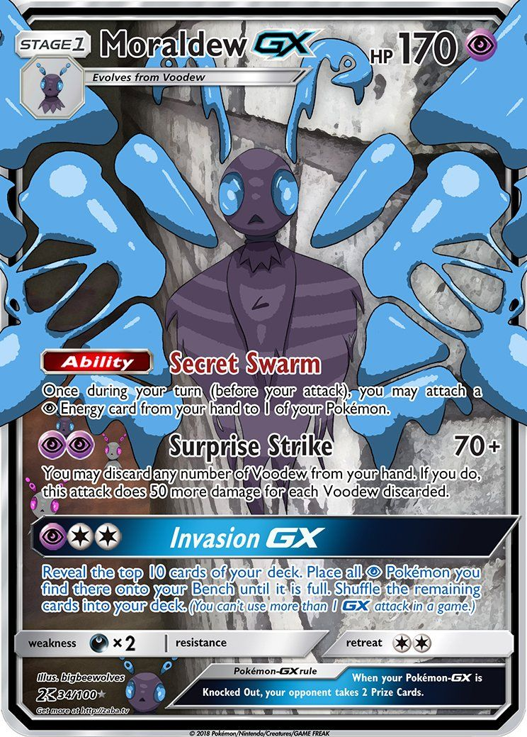 Pokemon Go Arena Karte.Moraldew Gx Custom Pokemon Card Pokémon Pokemon Pokemon Cards