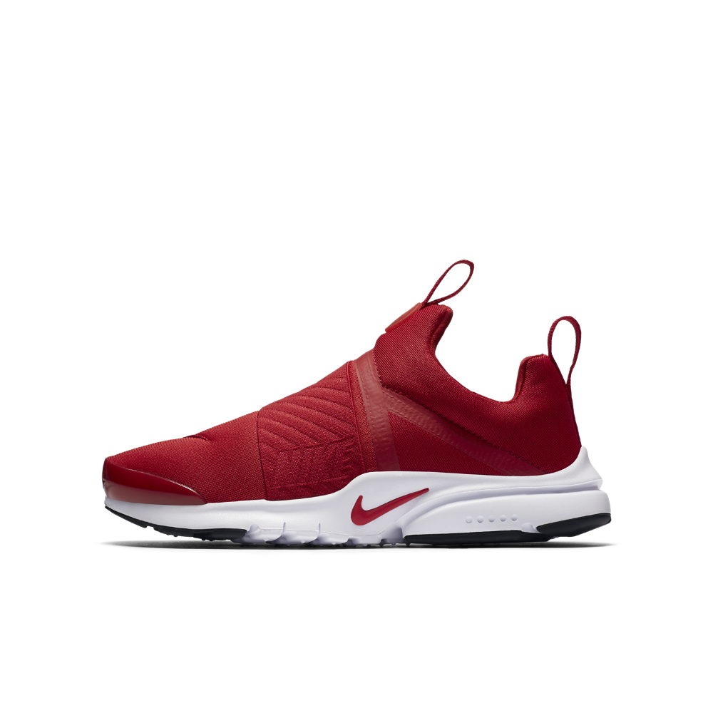 Nike Presto Extreme Big Kids  Shoe Size 7Y (Red) 4d82f62bb1