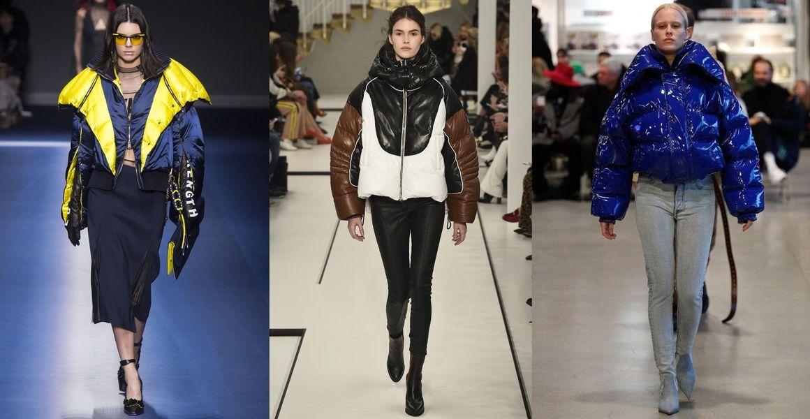 26 trends for fall winter 2017 2018 doudoune tendance mode et les saisons - Tendance mode automne hiver 2018 ...
