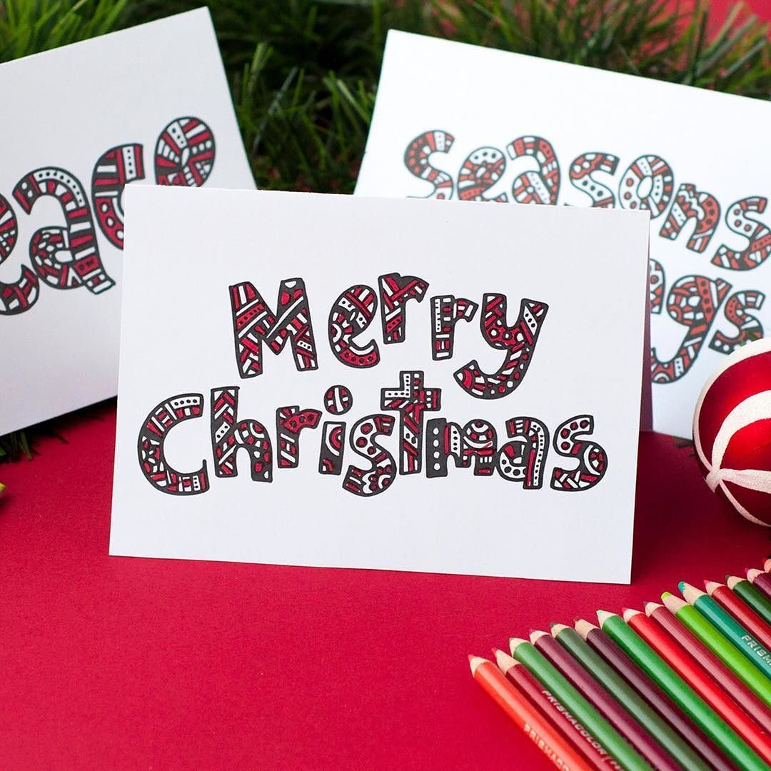 Excited that its almost Christmas!! #christmas #christmascard | Pins ...